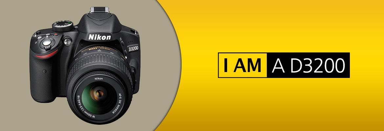 Cámara de Fotos Digital – Nikon (D3200+ 18-55MM)